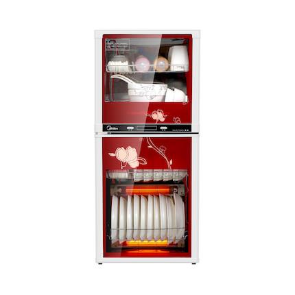 消毒柜 立式双门 94L容量 125°C高温消毒 上烘干下杀毒 MXV-ZLP100K03