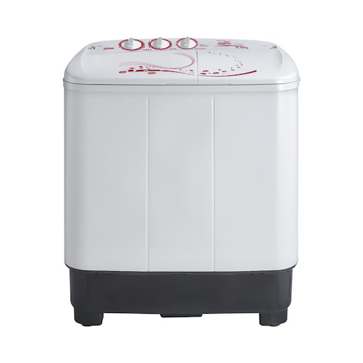 波轮洗衣机 8KG 双缸 大容量 半自动 MP80-DS805