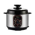 电压力锅 4L容量 黑晶内胆 7种烹饪功能 MY-12CH402A