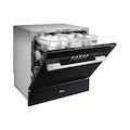 【嵌入式】洗碗机  8套餐具 8大洗涤程序 洗碗除菌一体机 WQP8-3905-CN