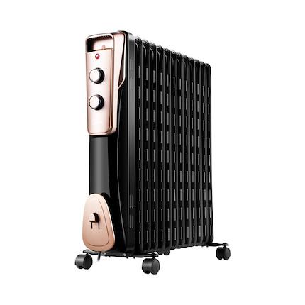 13片油汀取暖器 高效升温 安全防烫 持久耐用 电暖器NY2513-16JW