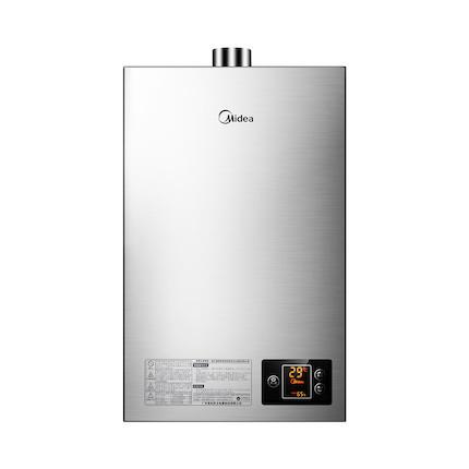 【变频恒温】燃气热水器 12升金属拉丝面板 一厨两卫多路供水 JSQ22-12HWA(天然气)
