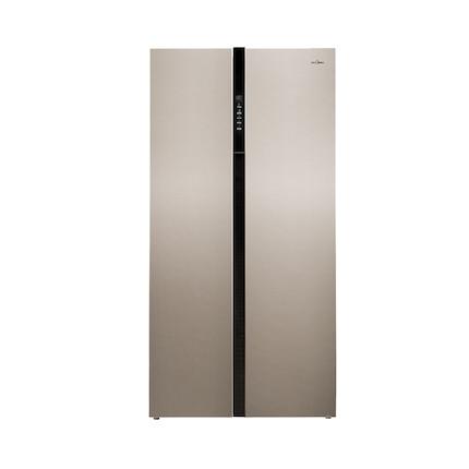 【热销星款】冰箱 535升对开门 大冷动力 风冷无霜 手机遥控 BCD-535WKZM(E)