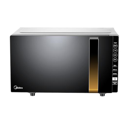 【变频】微波炉 湿度感应 智能菜单 一级能效 -1°解冻 X3-233A金色