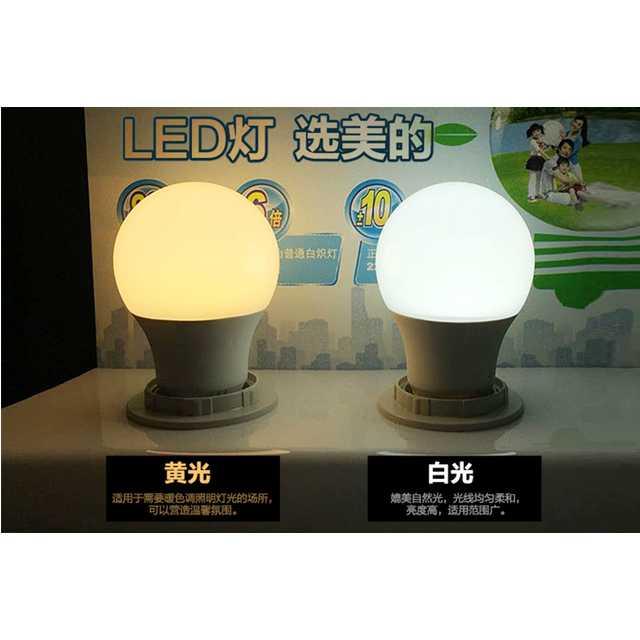 【5只装】LED灯泡 5700K白光12W  BPZ920 857.E27