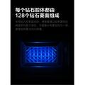 转盘微波炉 多功能快捷菜单 转盘式均匀速热 营养速解冻 21L大容量 M1-L213C