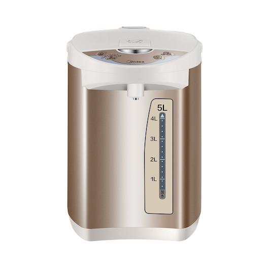 电热水瓶 304不锈钢内胆 4段控温 扩容内胆 安全童锁 PF701-50T