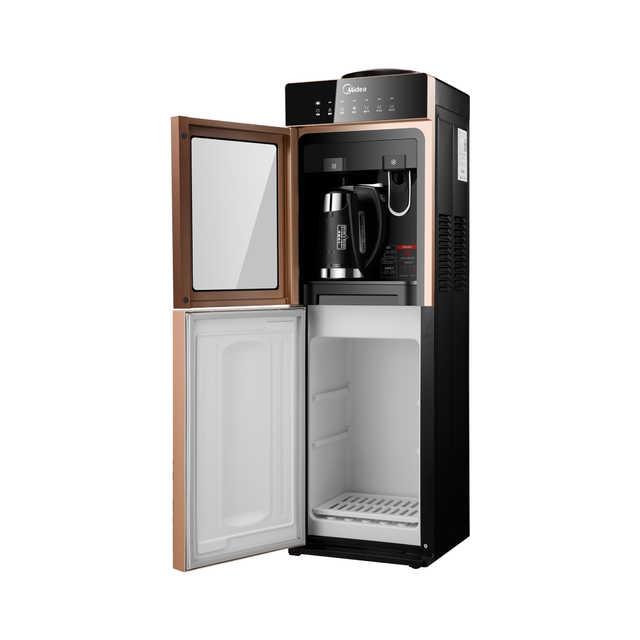 饮水机 外置不锈钢沸腾胆  双门防尘 双重童锁 MYD827S-W(冰热型)
