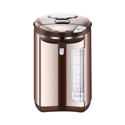 【伯爵旗舰款】电热水瓶 液晶显示 四段控温 关机取水 更少残留水 PF704c-50G