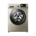 洗烘一体机 10KG变频 金色外观 冷凝式烘干 喷淋洗涤 MD100-1433WDXG