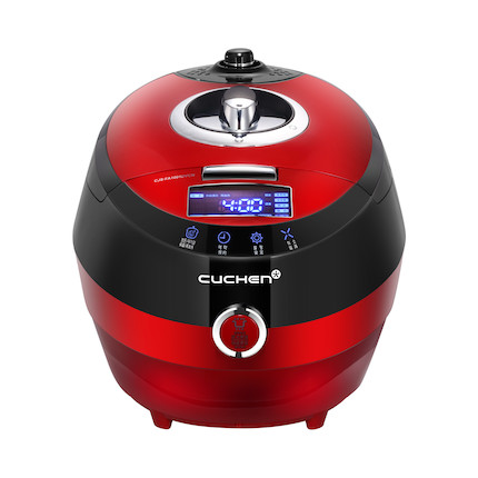 【酷晨】电饭煲 5L旋钮控制 钻石涂层 高压烹饪 液晶显示屏 CJS-FA1001DVCN