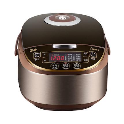 电饭煲 5L大容量 蜂窝内胆 24小时预约 MB-WFS5017TM