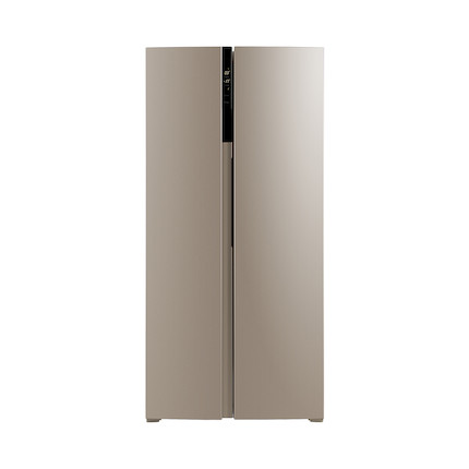 Midea/美的冰箱450升  纤薄机身 风冷无霜 智能对开  BCD-450WKZM(E)