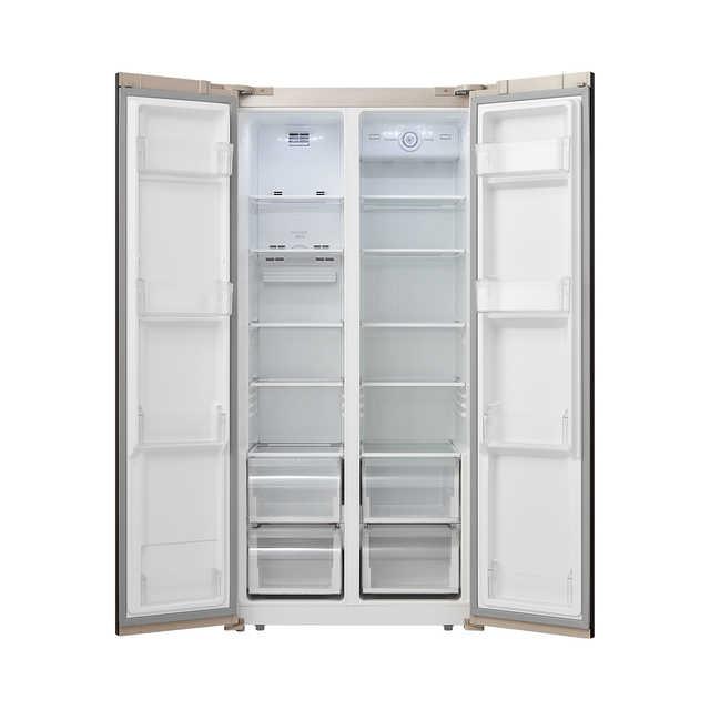 【热销推荐】450升对开门冰箱  纤薄机身 风冷无霜 BCD-450WKZM(E)