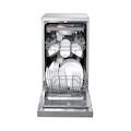 【11月惊爆价】洗碗机 独立式 9套餐具 三层可调碗篮 洗碗消毒烘干一体 WQP8-7602-CN