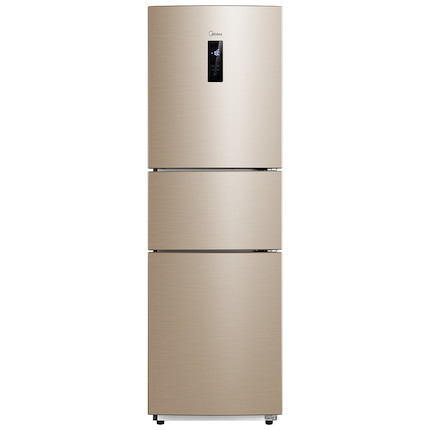 【新品推荐】美的 三门冰箱 风冷无霜家用节能智能家电冰箱 BCD-258WTPZM(E)