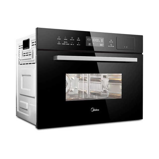 【内置食谱】嵌入式蒸汽烤箱 伯爵TQN34FBJ-SA 34L容量 智能散热及保护 蒸烤一体机