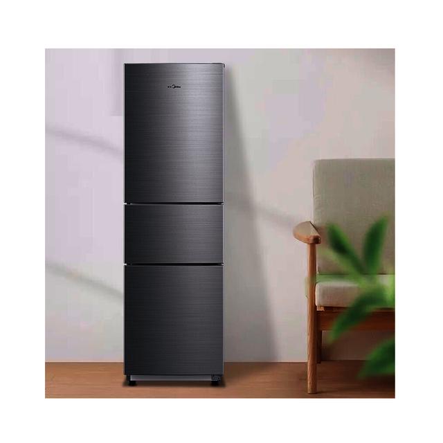 【热销爆款】220L三门冰箱 节能省电 三门三温 租房首选BCD-220TM