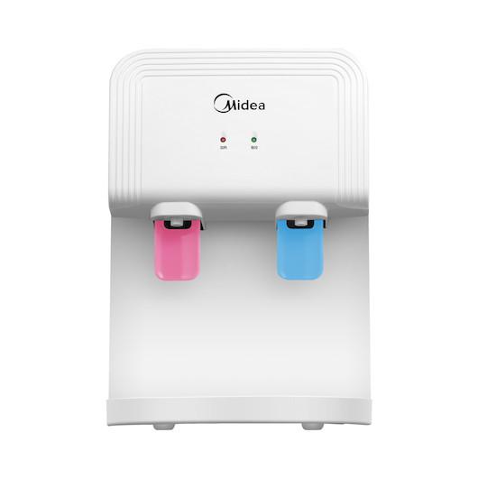 饮水机 小巧台式 简欧时尚 推杯取水 YD1220T(冰热型)