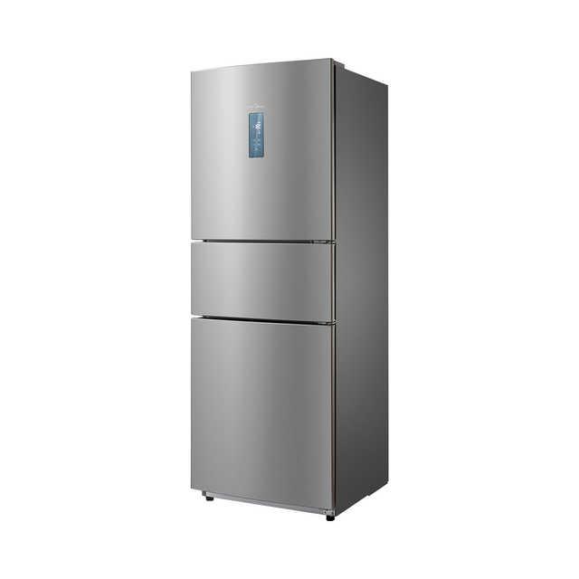 【送智能音箱】258L三门冰箱 风冷无霜 宽幅变温 雷达感温BCD-258WTM(E)