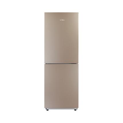 【新品推荐】节能静音 双门冰箱 低温补偿 速冷保鲜 美的冰箱 BCD-190CM(E)阳光米