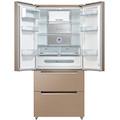 美的冰箱 BCD-532WGPZV  格调金多维智能变频多门冰箱