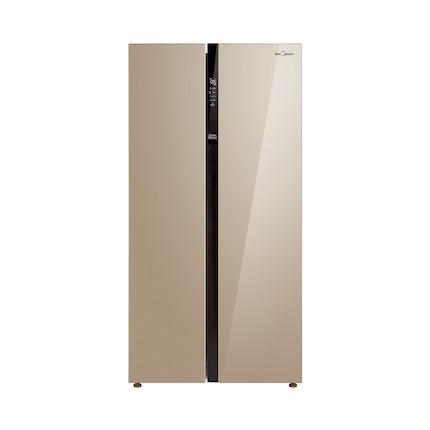 【电脑控温】521L对开冰箱 纤薄风冷无霜 BCD-521WKM(E)