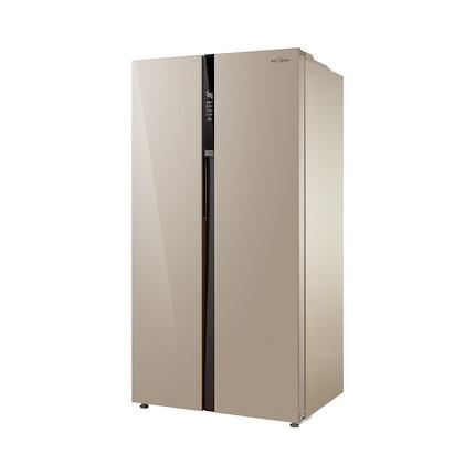 【热销推荐】521升对开冰箱 纤薄风冷无霜 电脑控温 WIFI智控BCD-521WKM(E)