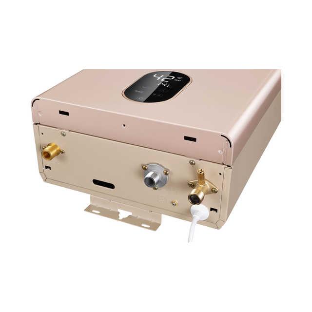 【清仓】【恒温双变频】燃气热水器 16L智能随温感 触控 JSQ30-H6(T)