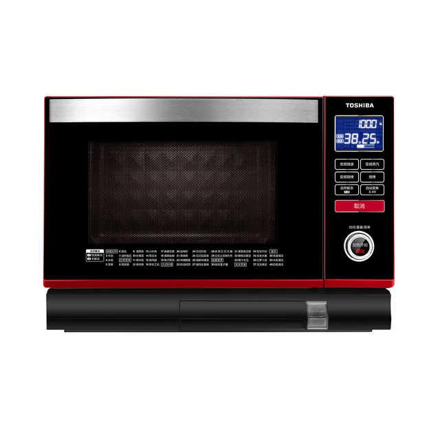 Toshiba/东芝 A5-251D日本蒸汽光波炉微波炉烤箱一体机家用全自动