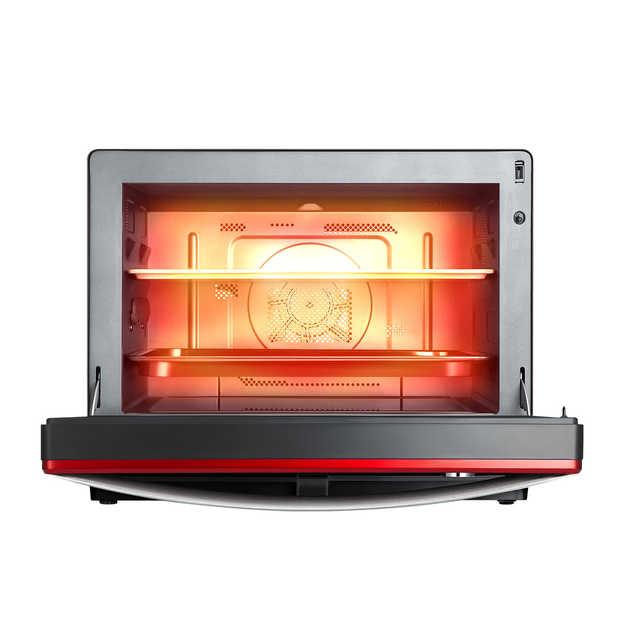 东芝微波炉 A7-320D红色