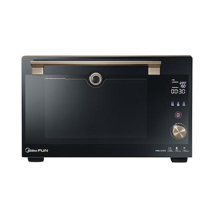 Fun电烤箱 内置摄像头 APP一键分享 T7-428D黑色