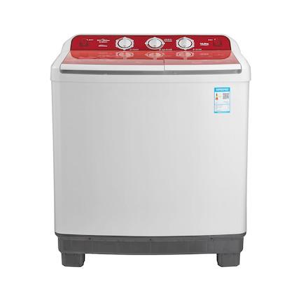 【小身材大容量】10KG大容量洗衣机  双筒  原厂品质电机 可洗床单窗帘 MP100-S875