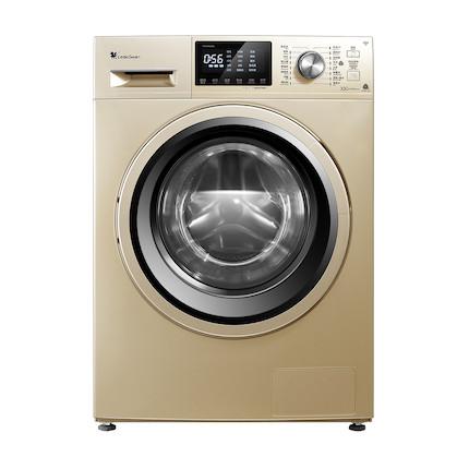 【自编程洗涤】小天鹅8KG滚筒洗衣机 高温除菌洗 智能家电 BLDC变频低噪TG80V80WDG