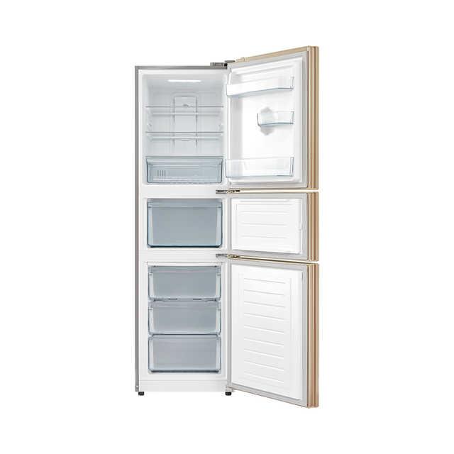 【双系统独立制冷】231升三门风冷冰箱 无霜力荐 电脑控温  BCD-231WTM(E)