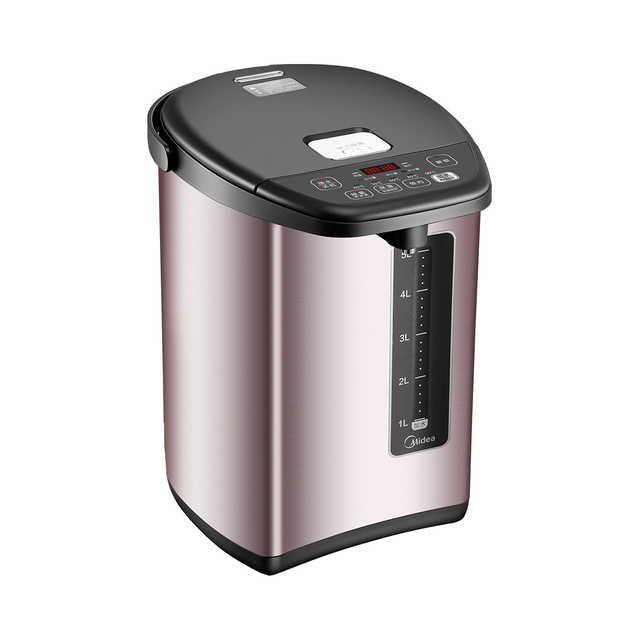 【热销款】电热水瓶 5L容量 3段出水 5段智能控温 断电出水 PF708c-50T
