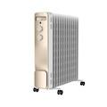 电暖器 13片速热油汀 高效取暖 大范围制热 取暖器NY2213-18GW