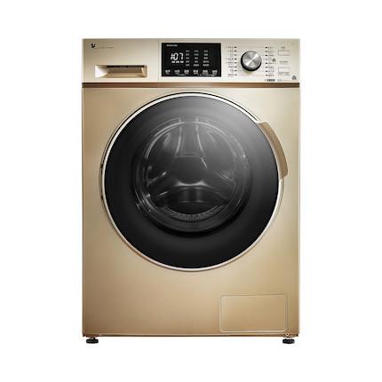 【洗烘一体】小天鹅10KG洗烘一体机 V8蒸汽烘干 立体除菌防护 静音变频 TD100V81WDG