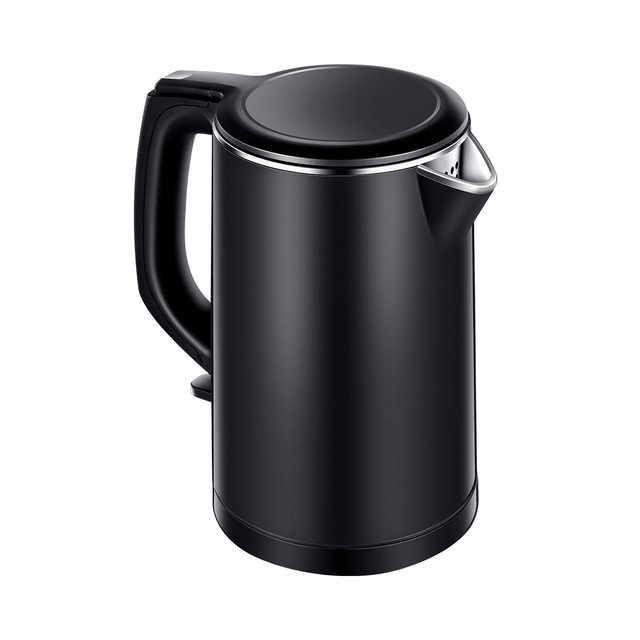 电水壶 1.5L 一体化包边壶嘴 磨砂壶身质感 大角度开盖 WHJ1512d