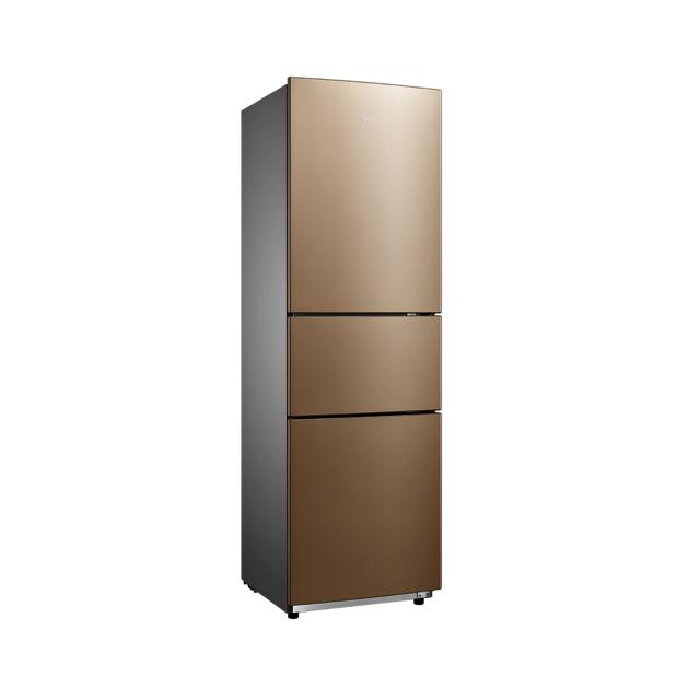 【送智能音箱】三门风冷215升冰箱 节能双系统  BCD-215WTM(E)阳光米