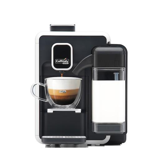 【卡菲塔利】胶囊咖啡机 奶泡一体 6档冲泡选择 3秒预泡技术 高压深萃 S22