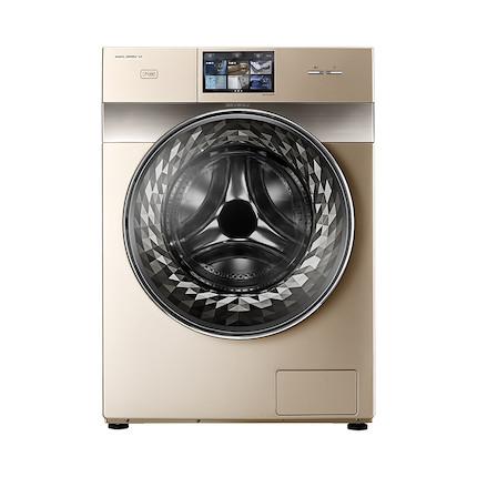 【洗烘一体】比佛利10KG洗烘一体机 水魔方护色 SIA智速变频 智能投放 BVL1D100TG6