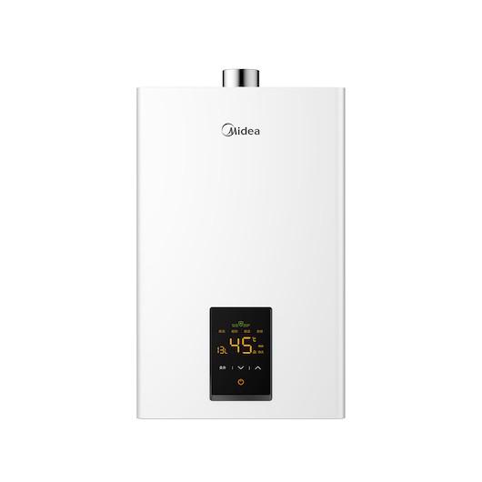燃气热水器 13L大水量 三档变升 一厨两卫 恒温防烫 JSQ25-H2