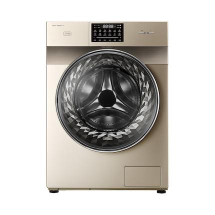 【意式外观】比佛利10KG嵌入式洗衣机 水魔方护色 热平衡烘干 智速变频 BVL1D100EG6