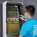 【不限品牌】清洗服务 空调柜机深度清洗上门服务