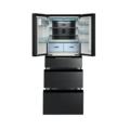 美的冰箱 BCD-406WGPZM对开门冰箱变频风冷多门电冰箱