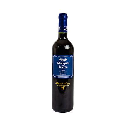 红酒 原瓶进口玛格雷黄金干红葡萄酒 750ML