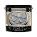 【双水流防缠绕】波轮洗衣机 8KG变频 FCS快净智能系统 净动力洗涤MB80V50DQCG