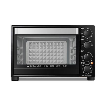 电烤箱 32L大容量 上下独立控温 简便旋钮操作 旋转均匀烧烤  T3-L321E