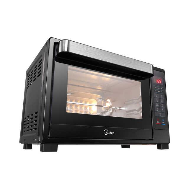 电烤箱 32L大容积 上下独立温控 一键菜单 烘焙新手适用 T7-L325D